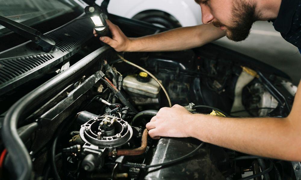 coche motor